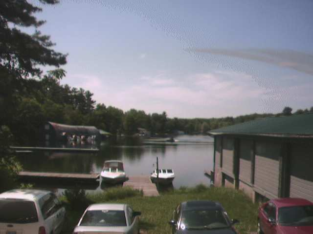 Muskoka webcam - Port Carling  webcam, Ontario, Muskoka